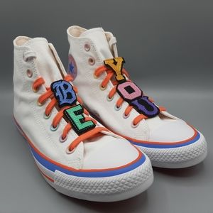 Converse Millie Bobby Brown BE YOU All Star Hi Top